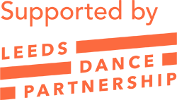 supported by Leeds Dance Partnership