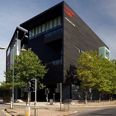 Northern Ballet's home. Photo Jonathan Taylor.