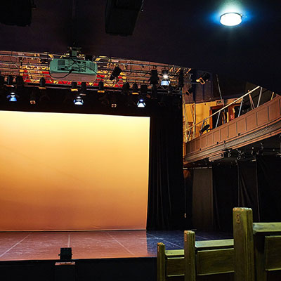 The Riley Theatre at Northern School of Contemporary Dance