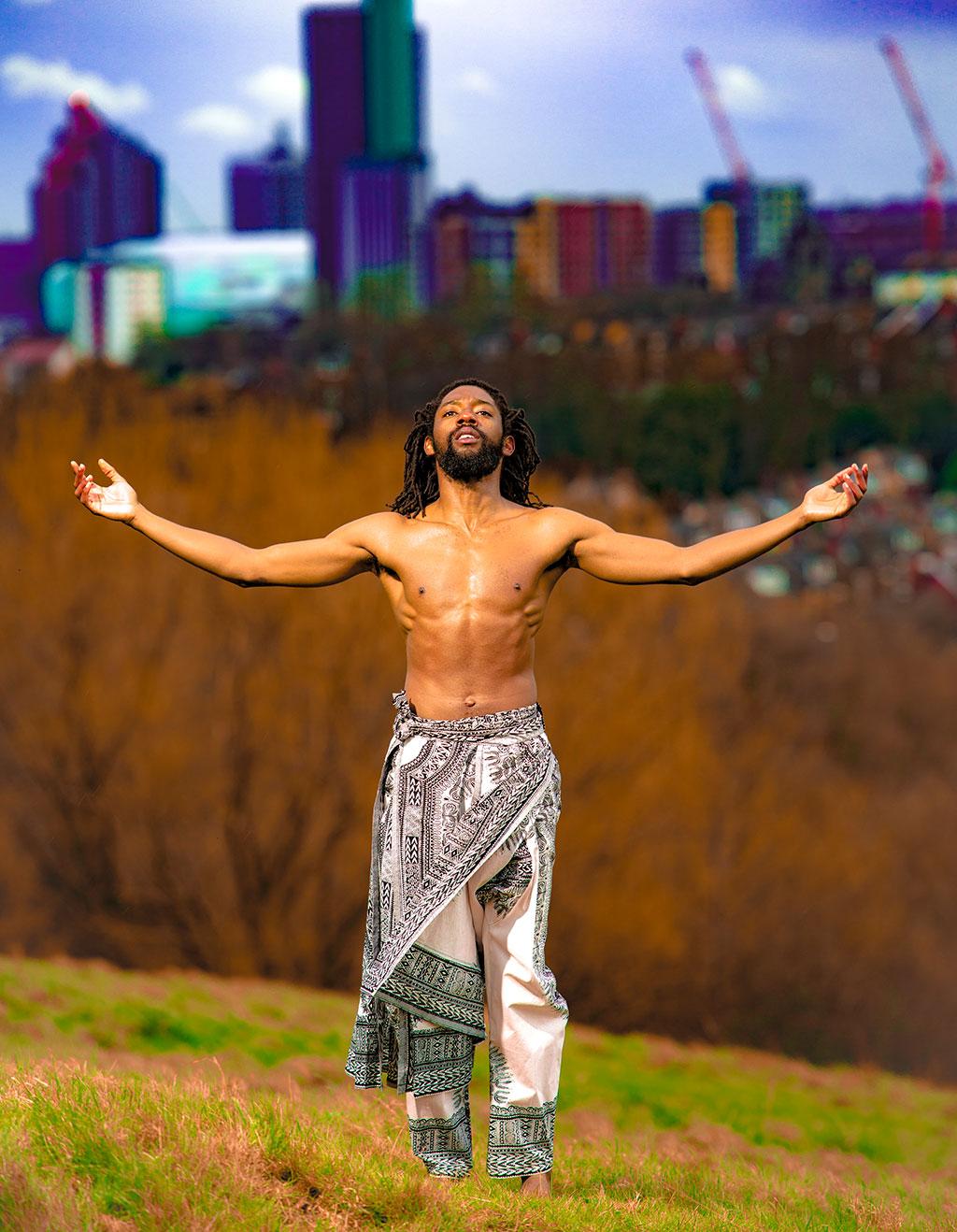 Akeim Toussaint, Photo Ashley Karrell